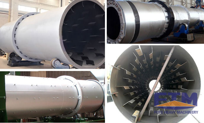 rotary kiln and dryer