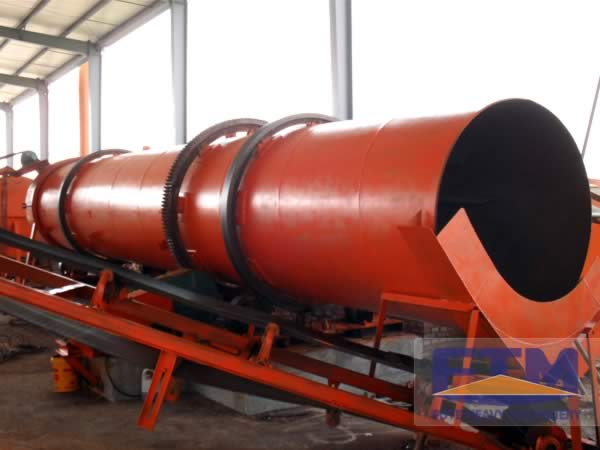 Coconut Shell Dryer Manufacturer