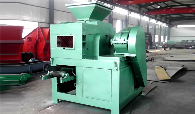 Refractory Briquetting Machine